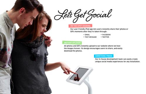 social-slide