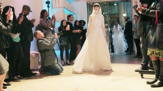 Photo courtesy of Danielle Villela Pas de Deux Bridal Fashion Show